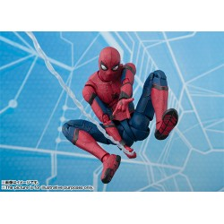 Spiderman SH Figuarts Spiderman & Tamashii Act Wall 14 cm