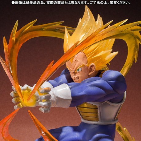 Dragon Ball Z Figuarts Zero Vegeta Super Saiyan