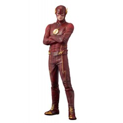 The Flash Estatua PVC ARTFX+ 1/10 The Flash 19 cm