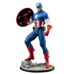 Marvel Universe Estatua ARTFX 1/6 Captain America Modern Mythology 32 cm