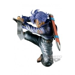 Dragon Ball Z Figura SCultures Trunks Shining Color Ver. 12