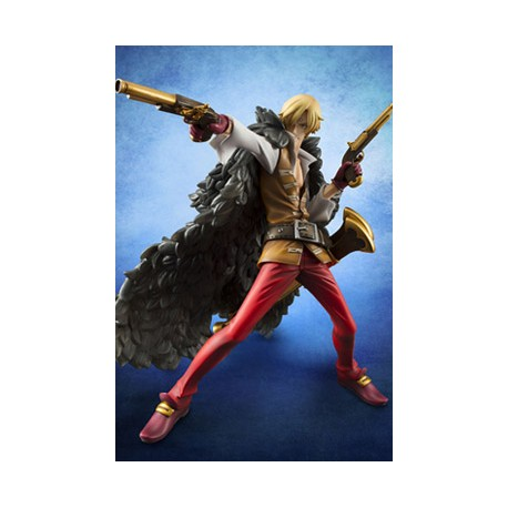 One Piece Estatua PVC Excellent Model P.O.P. Sanji Edition Z 22 cm