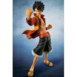 One Piece Estatua PVC Excellent Model P.O.P. Monkey D. Luffy Edition Z 21 cm
