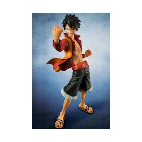 One Piece Estatua PVC Excellent Model P.O.P. Monkey D. Luffy Edition Z 21 cm