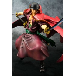 One Piece Estatua PVC Excellent Model P.O.P. Roronoa Zoro Edition Z 21 cm