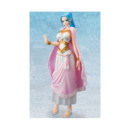 One Piece Estatua PVC 1/8 Excellent Model P.O.P. Neo-DX Nefertari Vivi 23 cm
