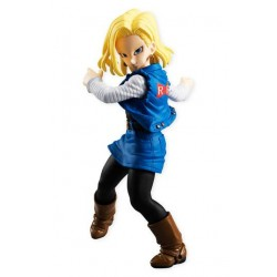Dragon Ball Figura Styling Collection Android 18 9 cm