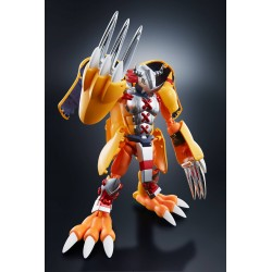 Digimon Adventure Digivolving Spirits Wargreymon Agumon 12 cm
