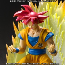 Dragon Ball SH Figuarts Super Saiyan God Son Goku 14 cm