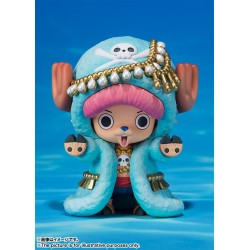 One Piece Figuarts Zero Tony Tony Chopper 20th Anniversary Version 7 cm
