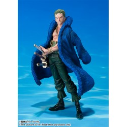One Piece Figuarts Zero Roronoa Zero 20th Anniversary Version 15 cm
