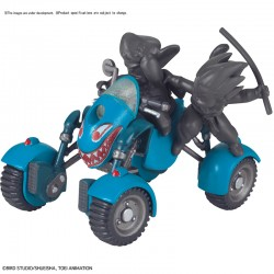 Dragon Ball Mecha Collection Vol. 6 Oolong's Road Buggy