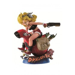 Dragon Ball Figura SCultures Launch Special Color Ver. 12 cm
