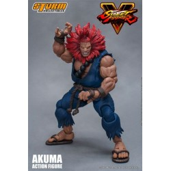 Street Fighter V Figura 1/12 Akuma 18 cm