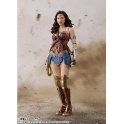 Justice League SH Figuarts Wonder Woman Justice League 15 cm