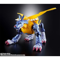 Digimon Adventure Digivolving Spirits Metal Garurumon 13 cm