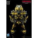 Transformers la era de la extinción Figura Hybrid Metal Bumblebee 14 cm