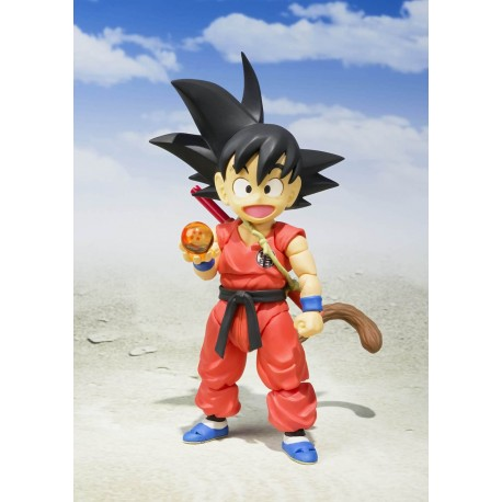 Dragon Ball SH Figuarts Kid Goku 10 cm