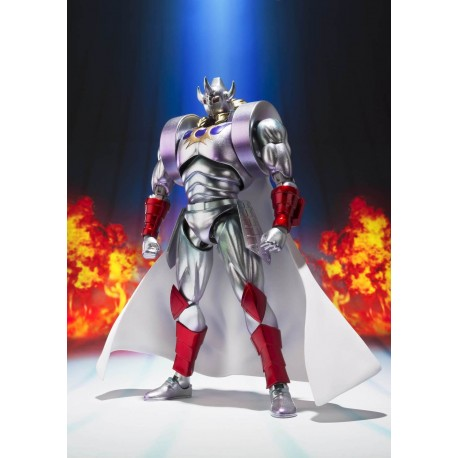 Kinnikuman SH Figuarts Akuma Shogun Original Color Edition 17 cm
