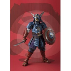 Marvel Comics Manga Realization Samurai Captain America 18 cm