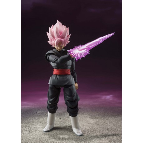 Dragon Ball Super SH Figuarts Black Goku 17.5 cm