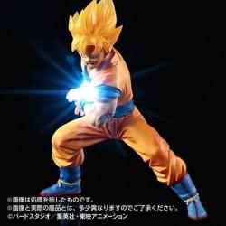 Dragon Ball Z HG Luminous Super Saiyan Goku Kamekameha LED Effect 11,5 cm