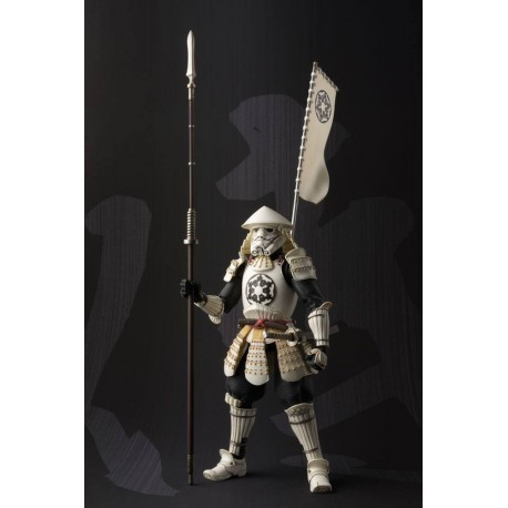 Star Wars Movie Realization Koutetsu Samurai War Machine 18 cm