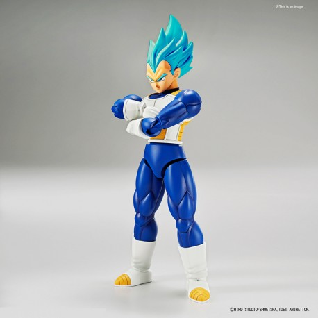 Dragon Ball Figure-Rise Super Saiyan God Vegeta 15 cm