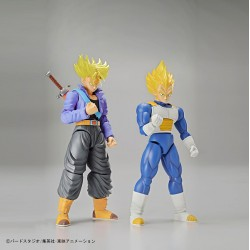 Dragon Ball Figure-Rise Super Saiyan Trunks & Super Saiyan Vegeta Set
