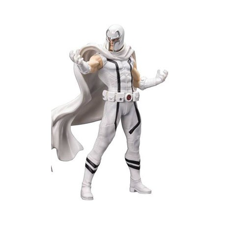 Marvel Comics Estatua PVC ARTFX+ 1/10 White Magneto (Marvel Now) heo EU Exclusive 20 cm