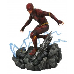 Justice League Movie DC Gallery Estatua The Flash 23 cm