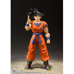 Dragon Ball SH Figuarts Son Goku 14 cm