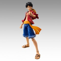 One Piece Figura Action Heroes Monkey D Luffy 18 cm