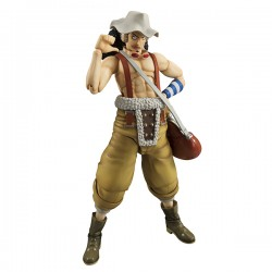 One Piece Figura Action Heroes Usopp 18 cm