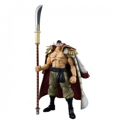 One Piece Figura Action Heroes Whitebeard 24 cm