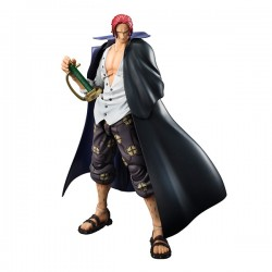 One Piece Figura Action Heroes Shanks 19 cm