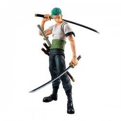 One Piece Figura Action Heroes Roronoa Zoro Past Blue 19 cm