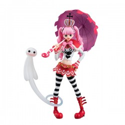 One Piece Figura Action Heroes Perona Past Blue 18 cm