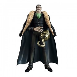 One Piece Figura Action Heroes Sir Crocodile 20 cm