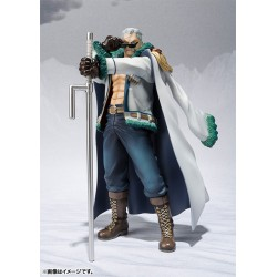 One Piece Figuarts Zero Smoker Punk Hazard Version