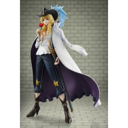 One Piece Estatua PVC 1/8 Excellent Model Limited P.O.P. Cavendish Limited Edition 24 cm