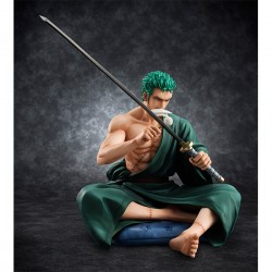 One Piece Estatua PVC Excellent Model P.O.P SOC 1/8 Roronoa Zoro 14 cm