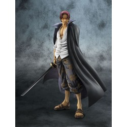 One Piece Estatua PVC 1/8 Excellent Model P.O.P. Neo-DX Shanks 25 cm