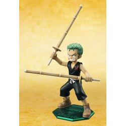 One Piece Estatua 1/8 Excellent Model Mild P.O.P CB-R2 Zoro 13 cm