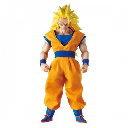 Dragon Ball Z D.O.D. Estatua PVC Super Saiyan 3 Son Goku 22 cm