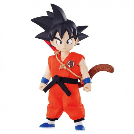 Dragon Ball Z D.O.D. Estatua PVC Son Goku Young Ver. 10 cm
