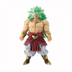 Dragon Ball Z D.O.D. Estatua PVC Super Saiyan 3 Broly 24 cm