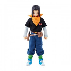 Dragon Ball Z D.O.D. Estatua PVC Android 17 19 cm