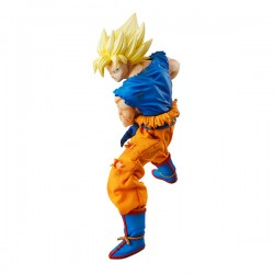 Dragon Ball Z D.O.D Over Drive Estatua PVC Super Saiyan Son Goku 17 cm