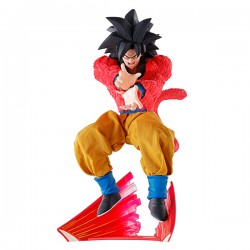 Dragon Ball GT D.O.D.O.D. Estatua PVC Super Saiyan 4 Son Goku 18 cm